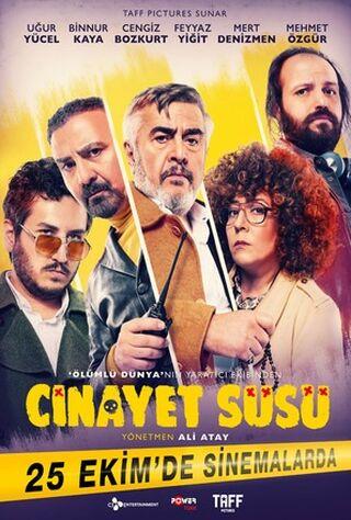 Cinayet Süsü (2019) Main Poster