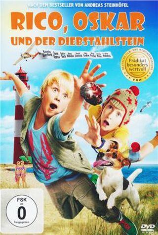 Rico, Oskar Und Der Diebstahlstein (2016) Main Poster