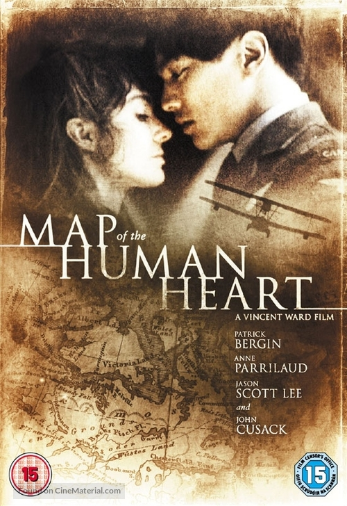 Map Of The Human Heart Main Poster