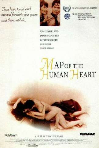 Map Of The Human Heart (1993) Poster #4