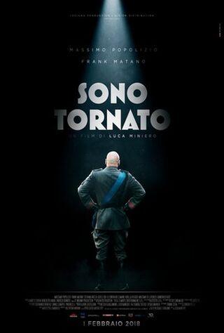 Sono Tornato (2018) Main Poster