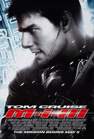 Mission: Impossible III (2006) Main Poster