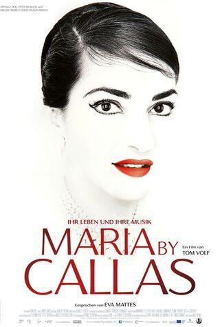 Maria By Callas (2018) Main Poster