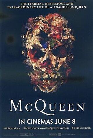 McQueen (2018) Main Poster