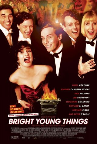 Bright Young Things (2003) Main Poster