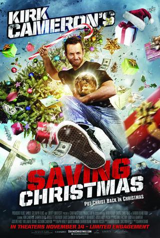Kirk Cameron's Saving Christmas (2014) Main Poster