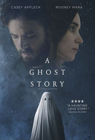 A Ghost Story (2017) Main Poster