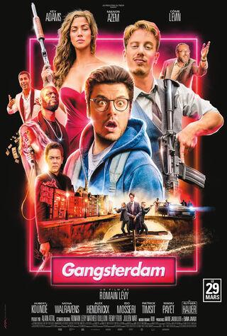 Gangsterdam (2018) Main Poster