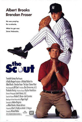 The Scout (1994) Main Poster