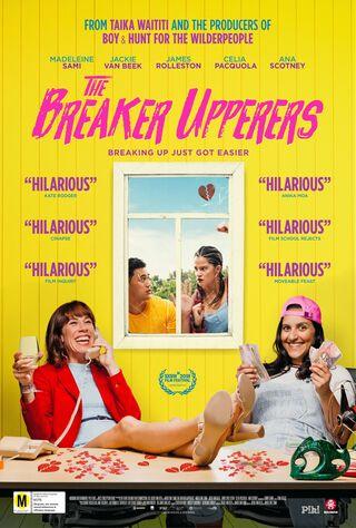 The Breaker Upperers (2019) Main Poster