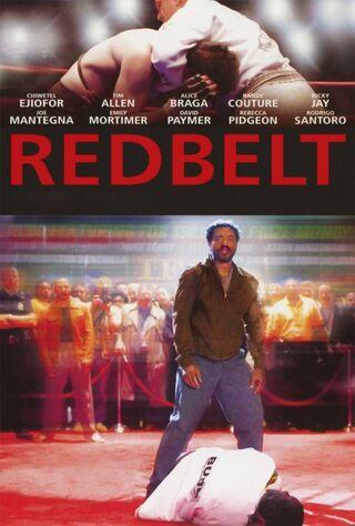 Redbelt (2008) Main Poster