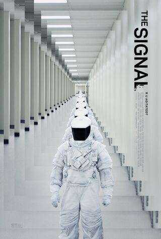 The Signal (2014) Main Poster