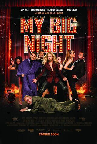 My Big Night (2016) Main Poster