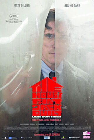 The House That Jack Built (2018) Main Poster