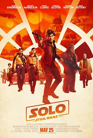 Solo: A Star Wars Story (2018) Main Poster