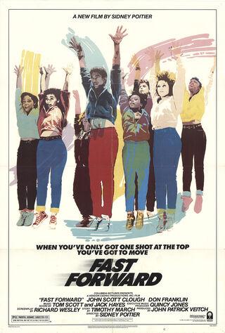 Fast Forward (1985) Main Poster