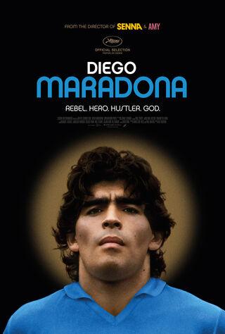 Diego Maradona (2019) Main Poster