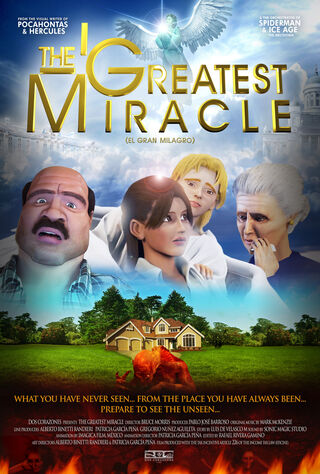 The Greatest Miracle (2011) Main Poster