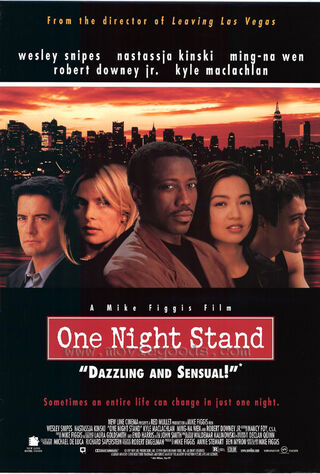 One Night Stand (1997) Main Poster
