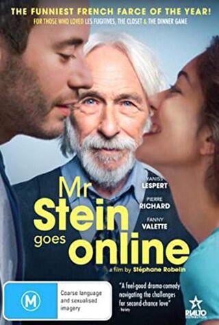Mr. Stein Goes Online (2017) Main Poster