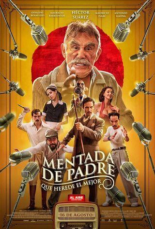 Mentada De Padre (2019) Main Poster