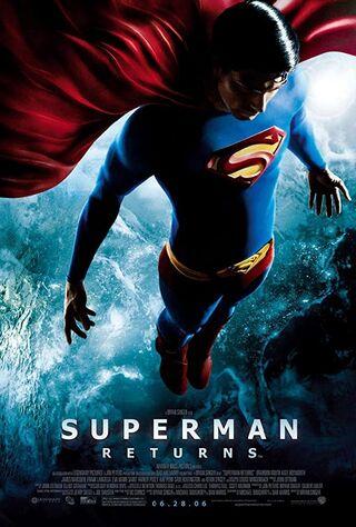 Superman Returns (2006) Main Poster