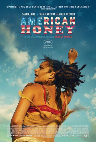 American Honey (2016) Main Poster