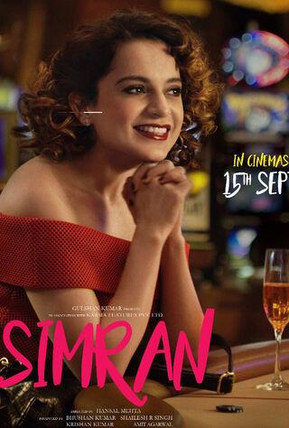 Simran (2017) Main Poster