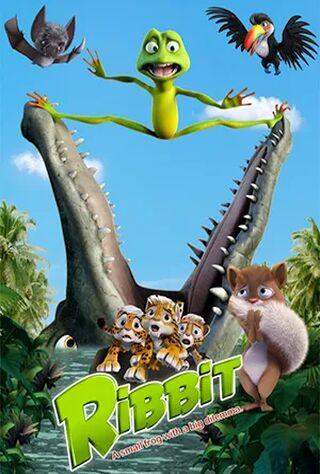 Ribbit (2020) Main Poster