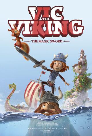 Vic The Viking And The Magic Sword (2019) Main Poster