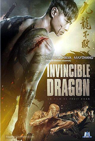 The Invincible Dragon (2019) Main Poster
