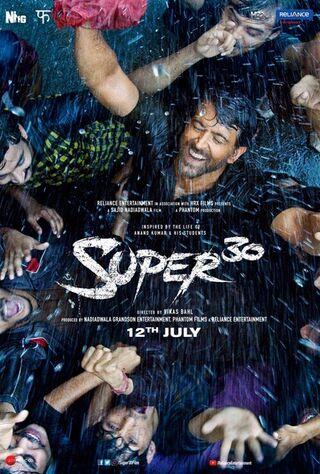 Super 30 (2019) Main Poster