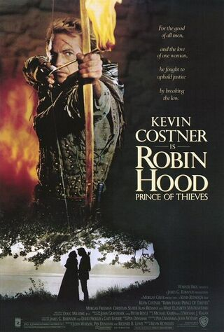 Robin Hood: Prince of Thieves (1991) Main Poster