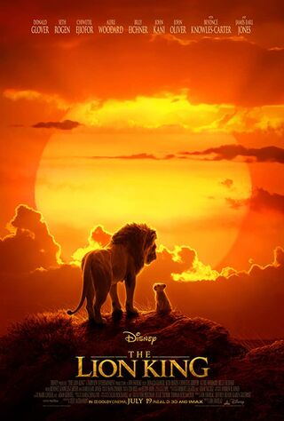 The Lion King (2019) Main Poster