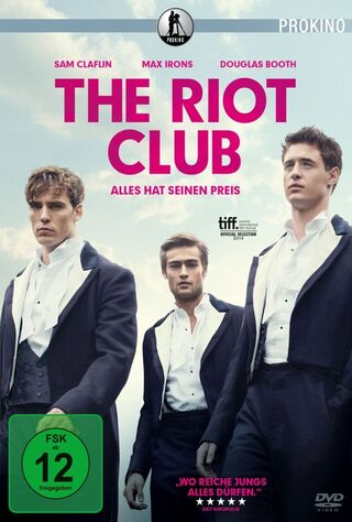 The Riot Club (2015) Main Poster