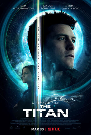 The Titan (2018) Main Poster