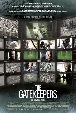 The Gatekeepers (2013) Main Poster