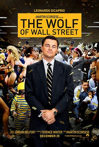 The Wolf of Wall Street (2013) Main Poster