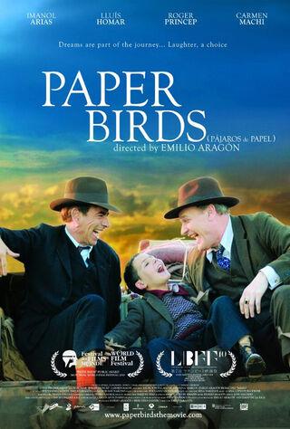 Paper Birds (2010) Main Poster