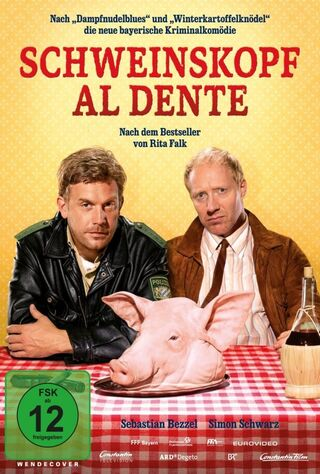 Schweinskopf Al Dente (2016) Main Poster