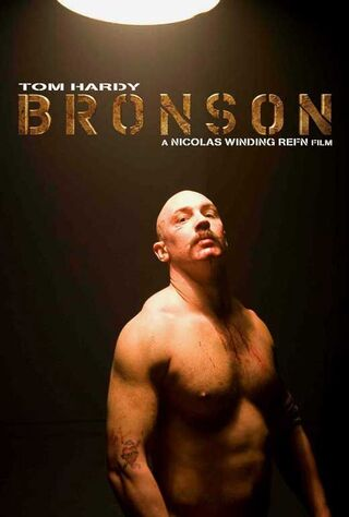 Bronson (2009) Main Poster