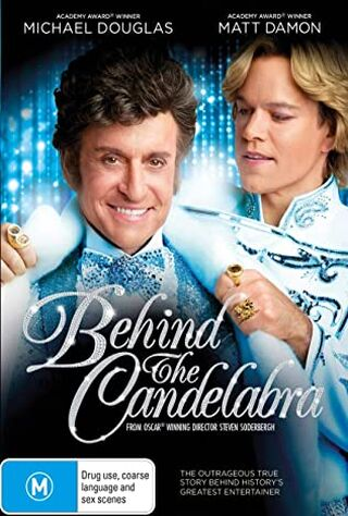 Behind The Candelabra (2013) Main Poster
