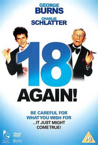18 Again! (1988) Main Poster