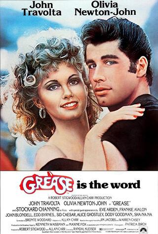 Grease (1978) Main Poster