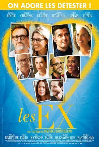 Les Ex (2017) Main Poster