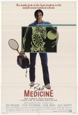 Bad Medicine (1985) Main Poster