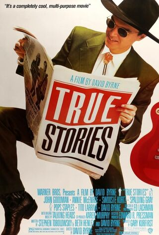 True Stories (1986) Main Poster