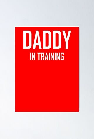 Dad In Training (2016) Main Poster