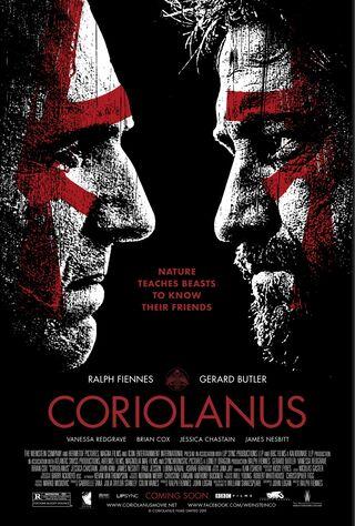 Coriolanus (2012) Main Poster