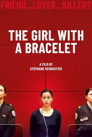 The Girl With A Bracelet (2020) Main Poster